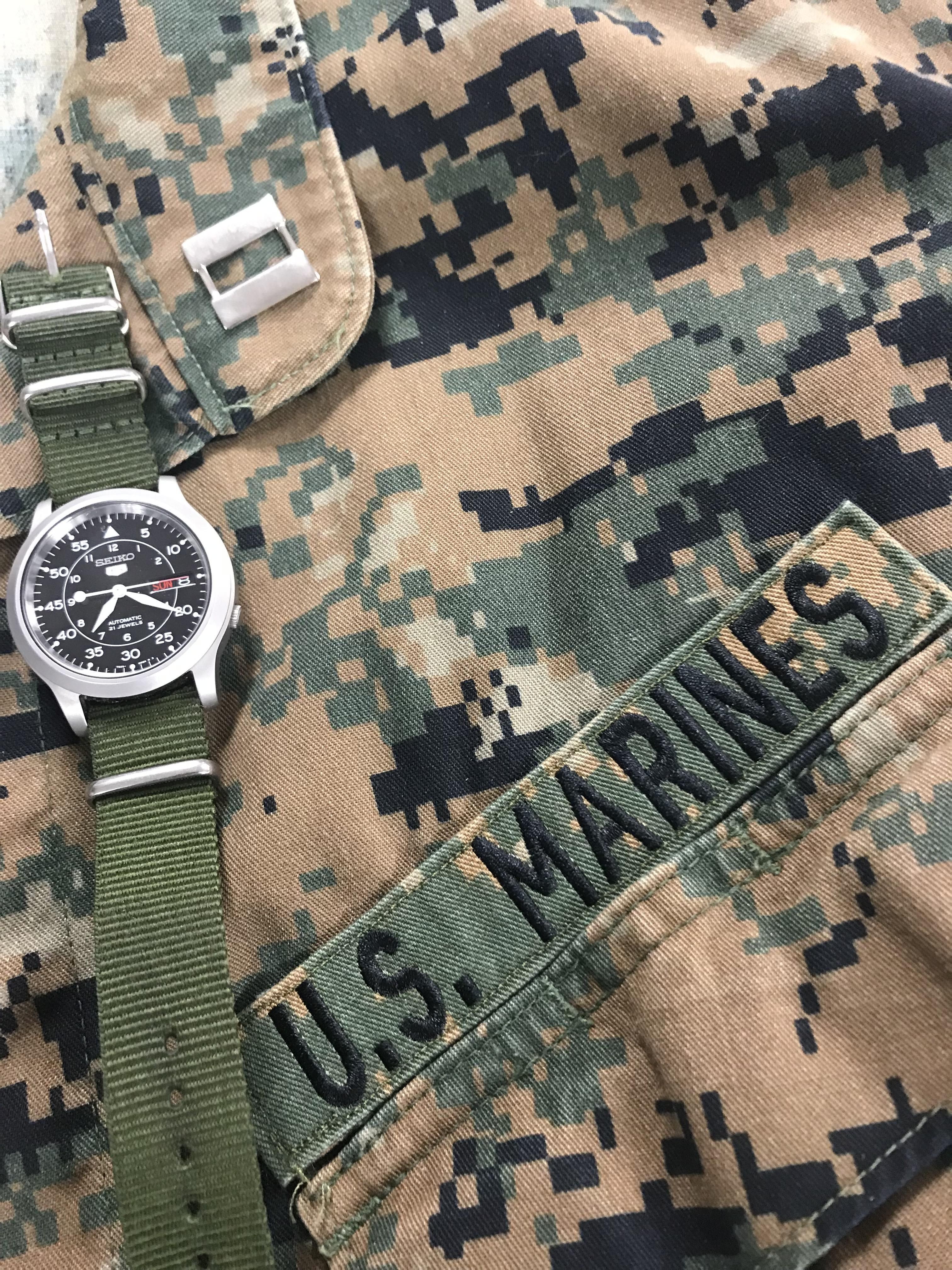 Seiko Snk809 Promotion Present And First Automatic In