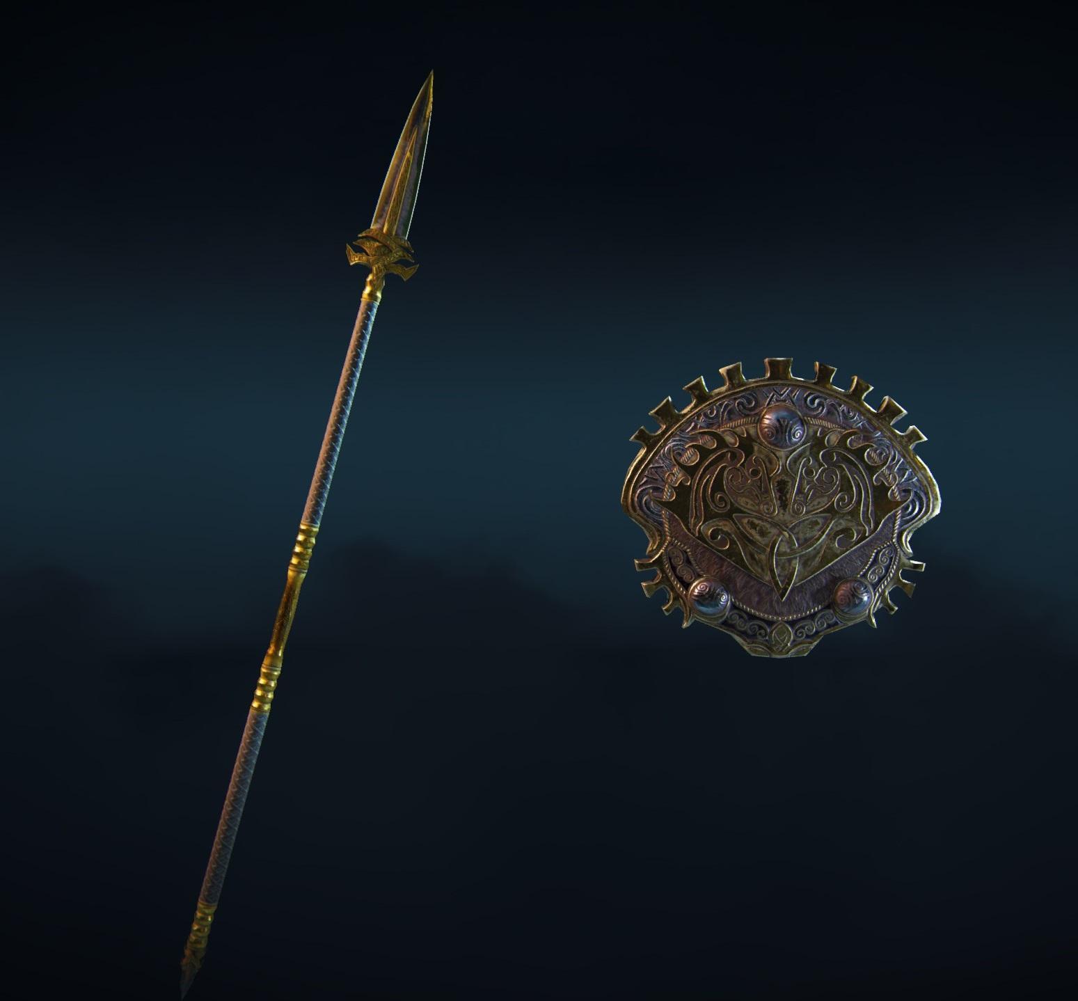 Honor Valkyrie Spear