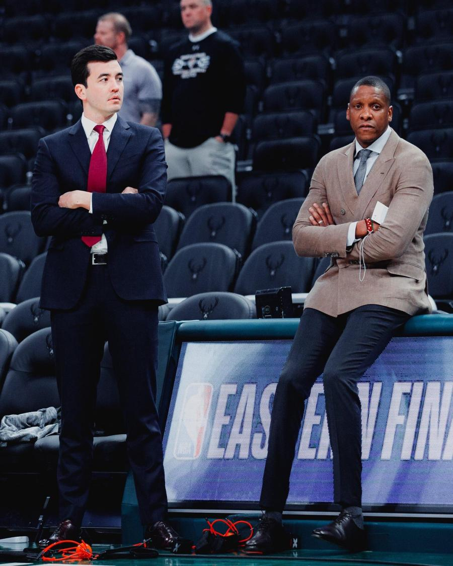 Image result for masai ujiri and bobby webster