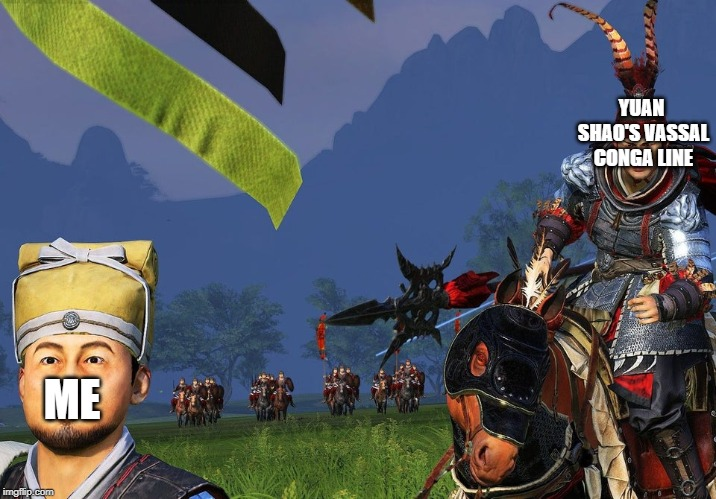 Are Yuan Shao Memes Still Funny Totalwar