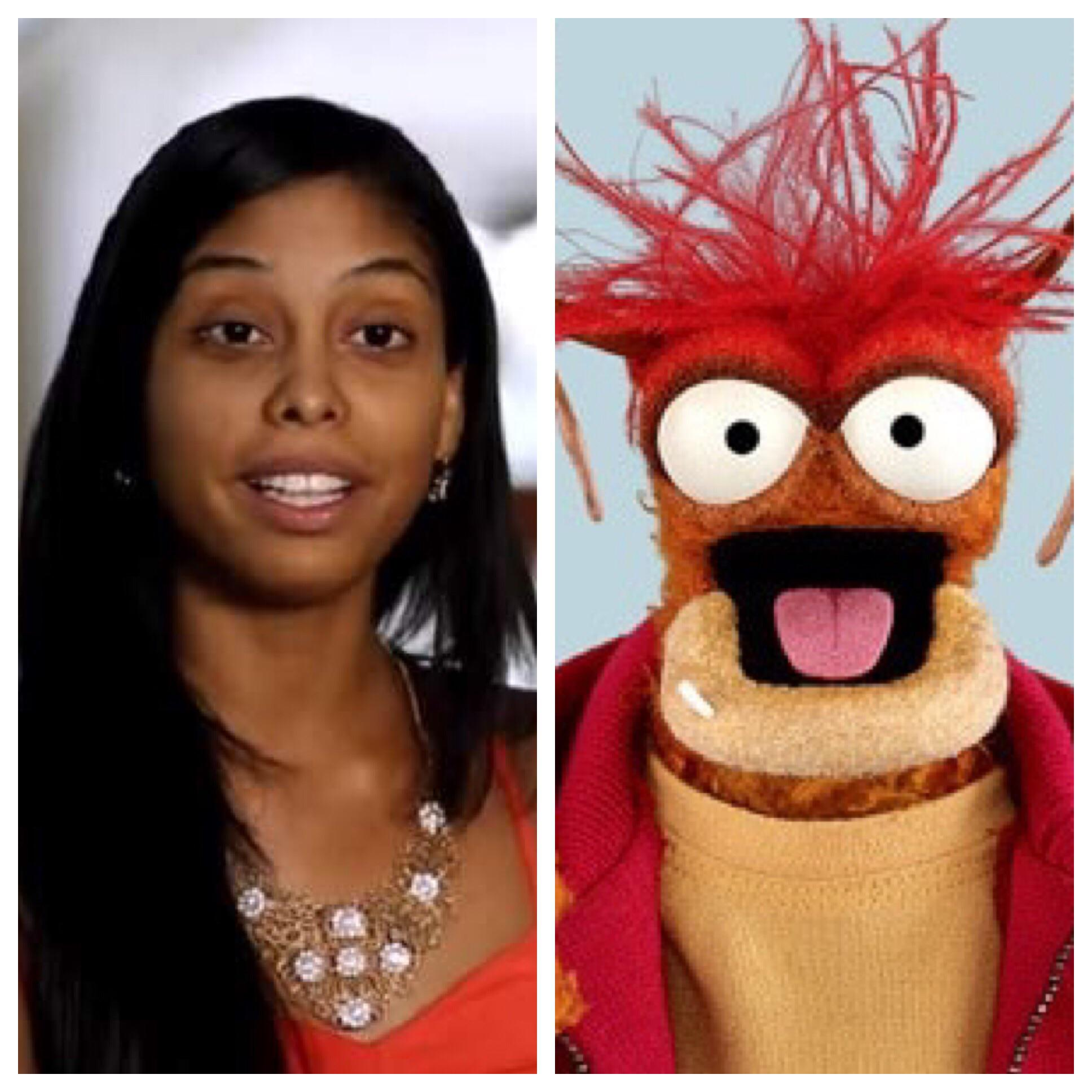 Anyone Else Think Pedro S Sister Looks Like A Muppet 90dayfiance