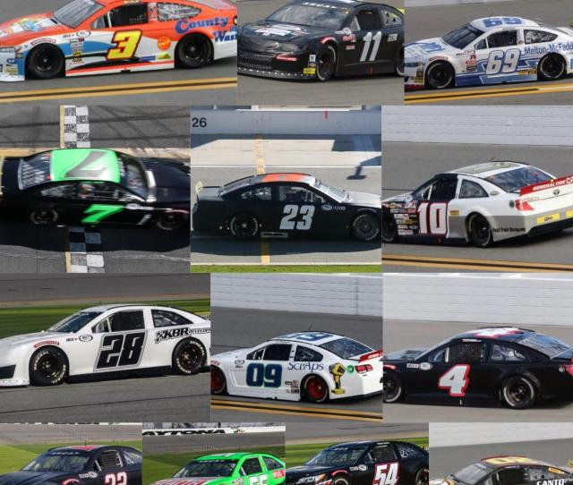 Seeing All These Pictures From The Past Testing Session At Daytona Makes Me Think Of  Stock Car Racing Season Starts In Less Than A Month