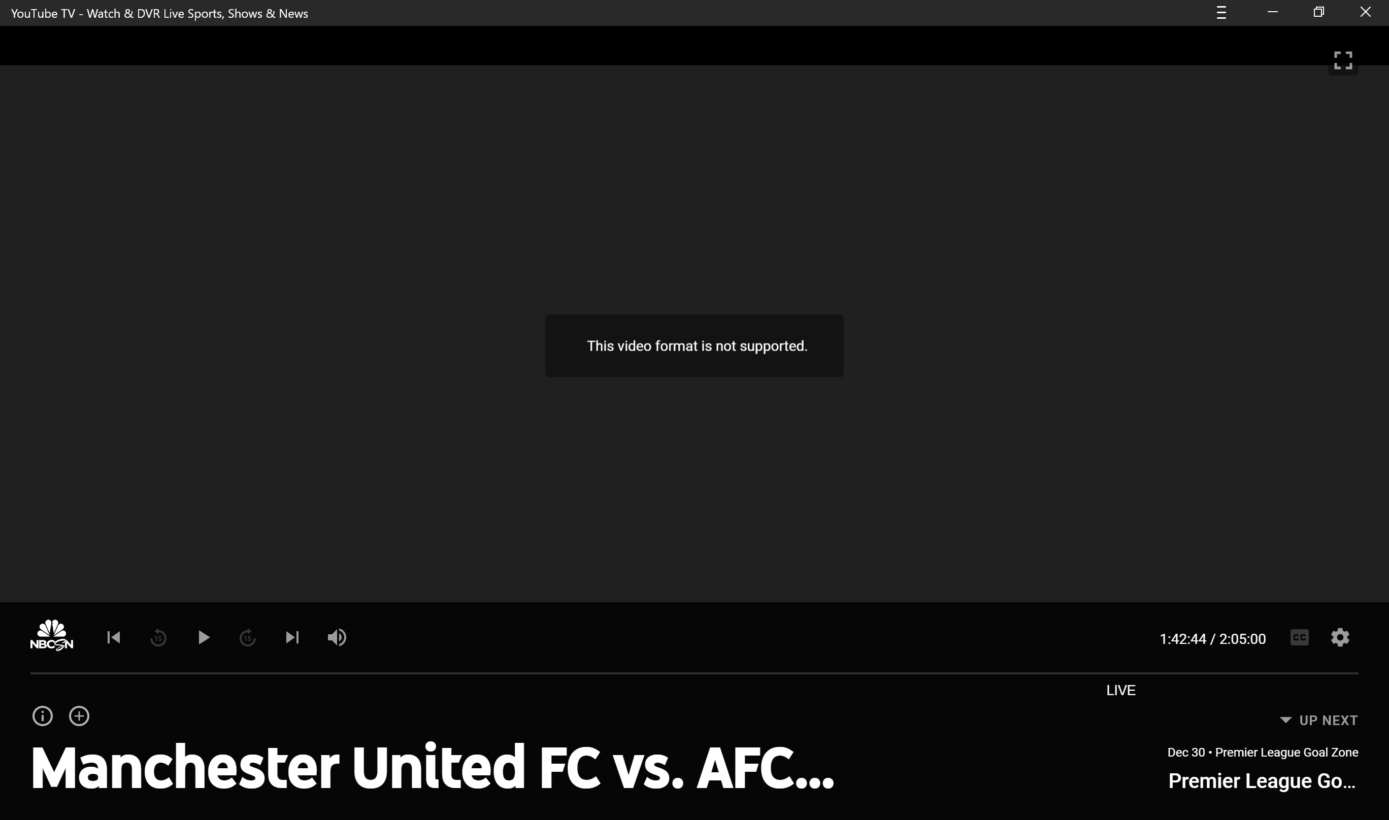 Why Doesn T Youtube Tv Work In Tablet Mode Wtf Surface