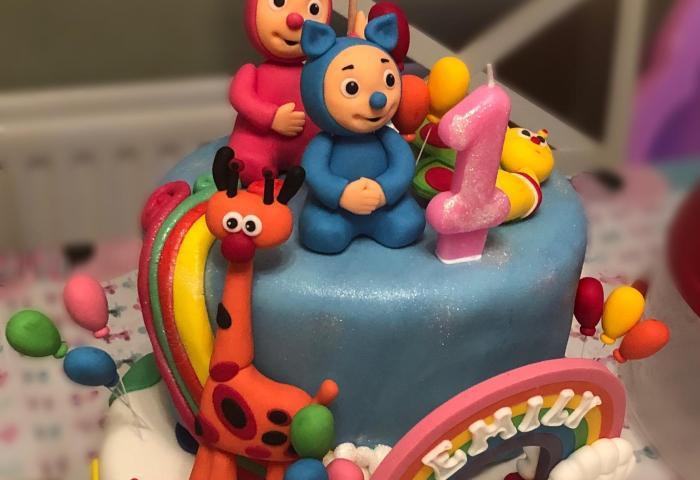 14 Beautiful Happy Birthday Cake Decorating Ideas Justviralnet
