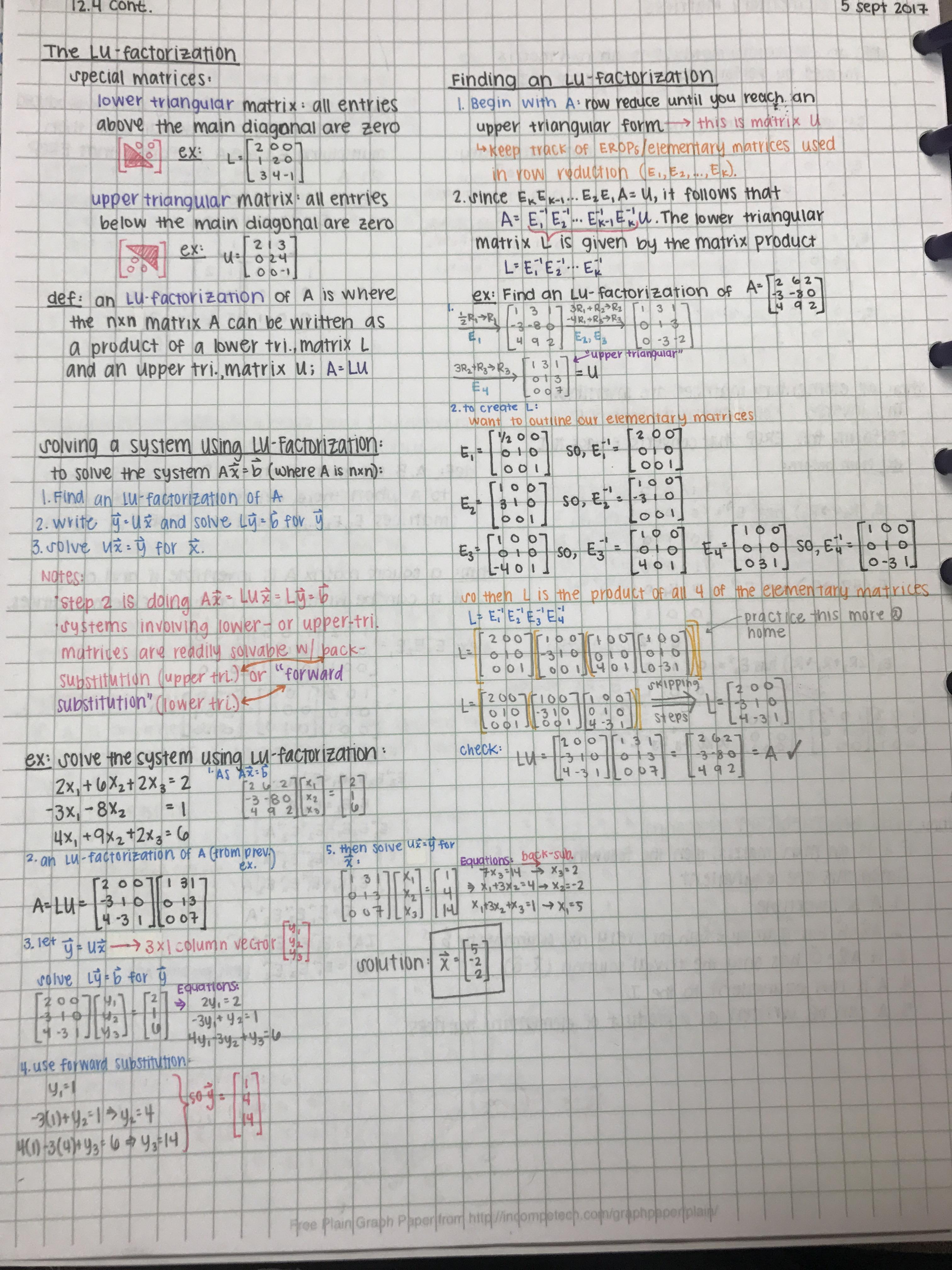I Posted My Friends Organic Chemistry Notes Last Week