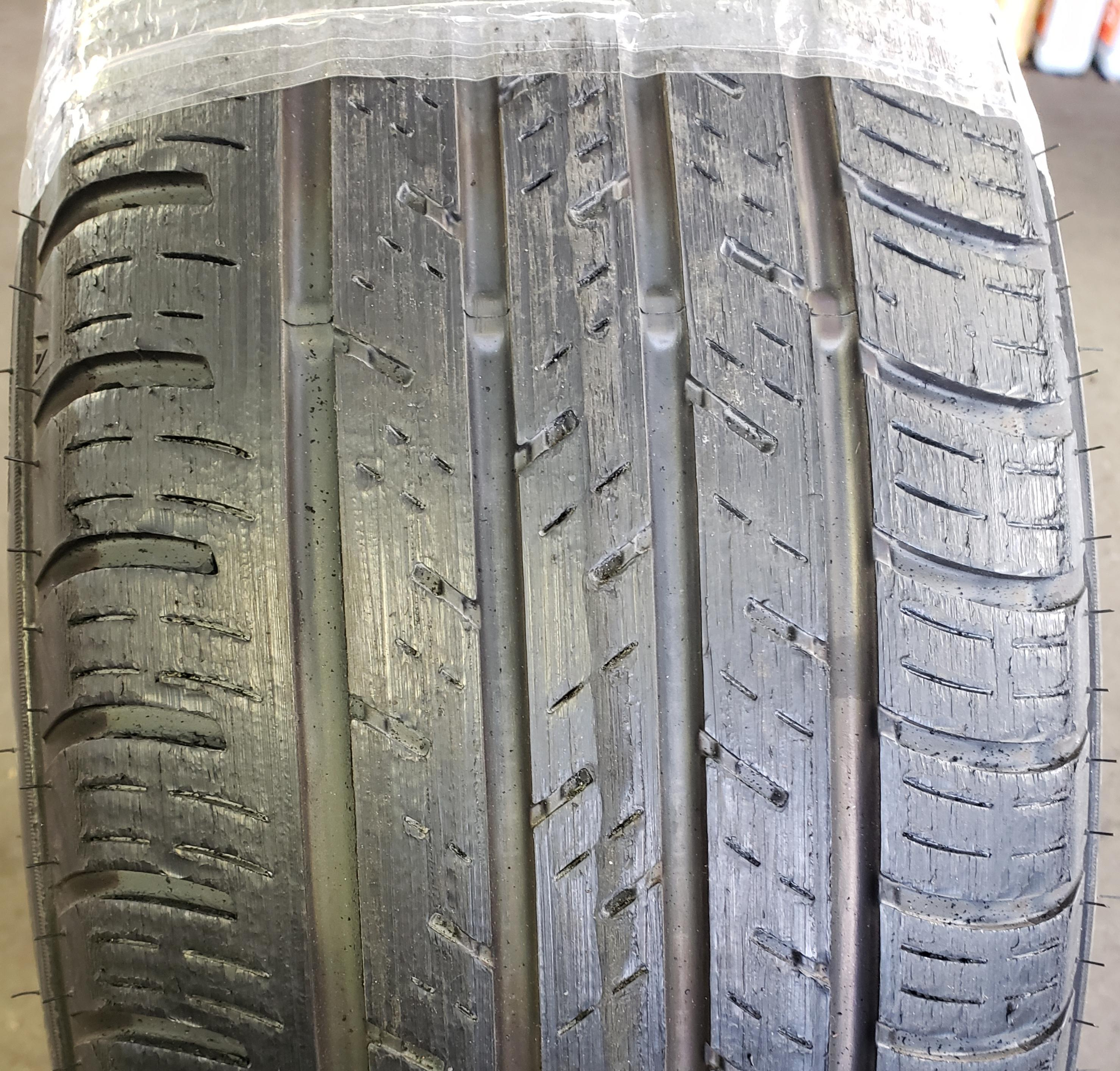 tirerack will sell you pre worn new