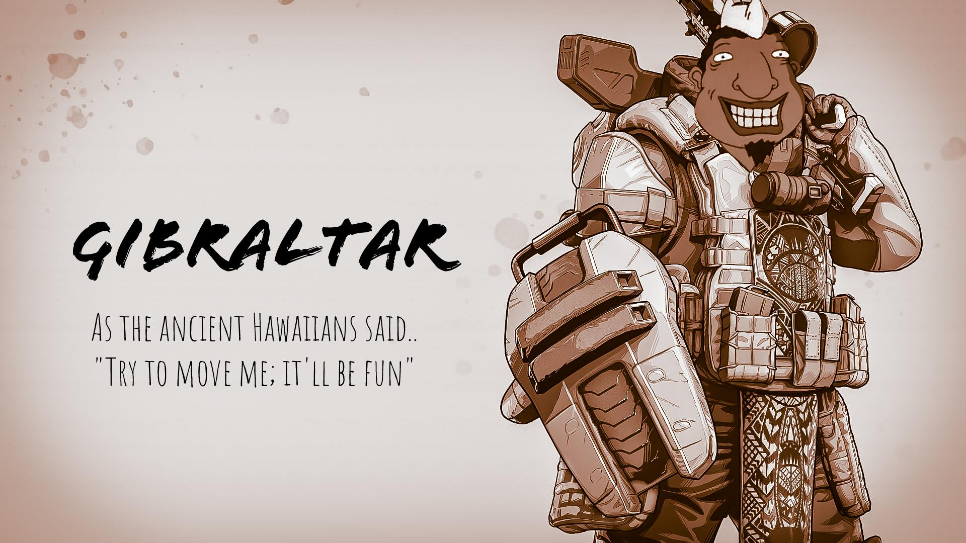 Let S Bookmark This Most Completed Gibraltar Apex Legends Guide