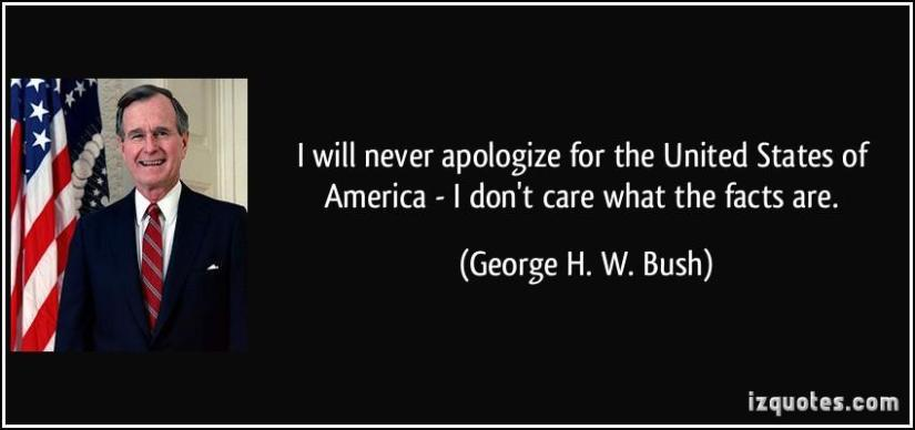 Image result for george h. w. bush was a tyrant