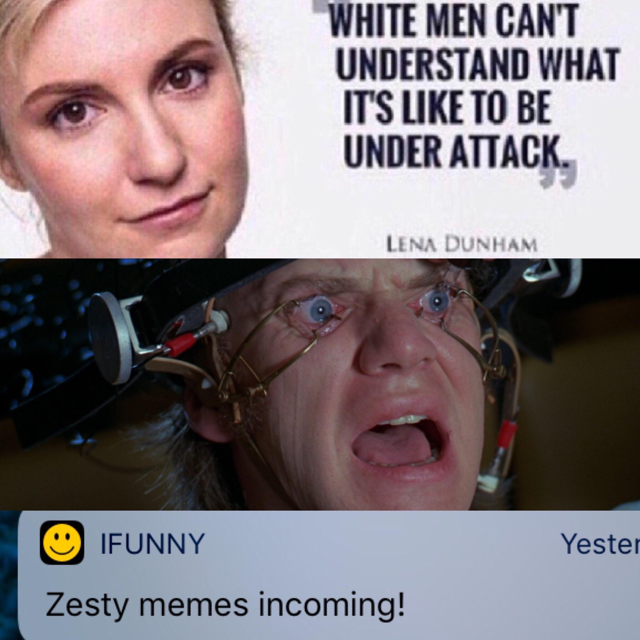 A Fate Worse Than Death Meme Guy