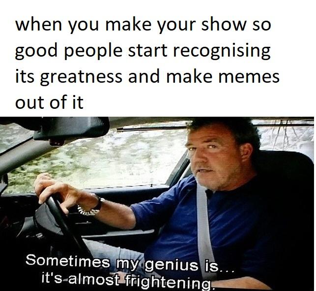 Oc Top Gear Is My All Time Favourite Meme Dankmemes
