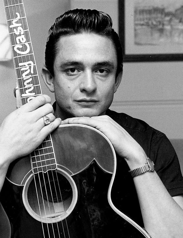 Happy Birthday Johnny Today You Would Have Become 89 Years Old Thank You For All The Heartfelt Music And For Inspiring Us Even After All These Years Johnnycash