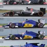Evolution Of Alfa Romeo Sauber F1 Car 2010 2020 Formula1