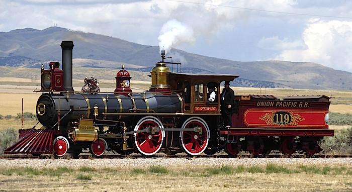 As A Railroad Enthusiast Would Be Cool To See Different Types Of