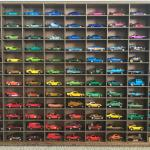 Hotwheels Display I Ve Assembled For My Office Oddlysatisfying