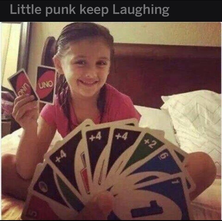 New Uno Card Draw The Whole Deck Memes
