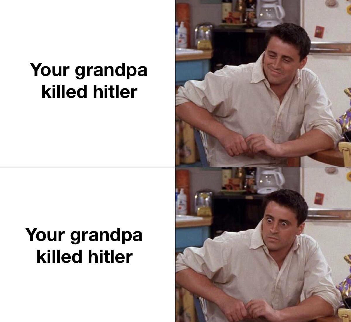 Oh No Meme