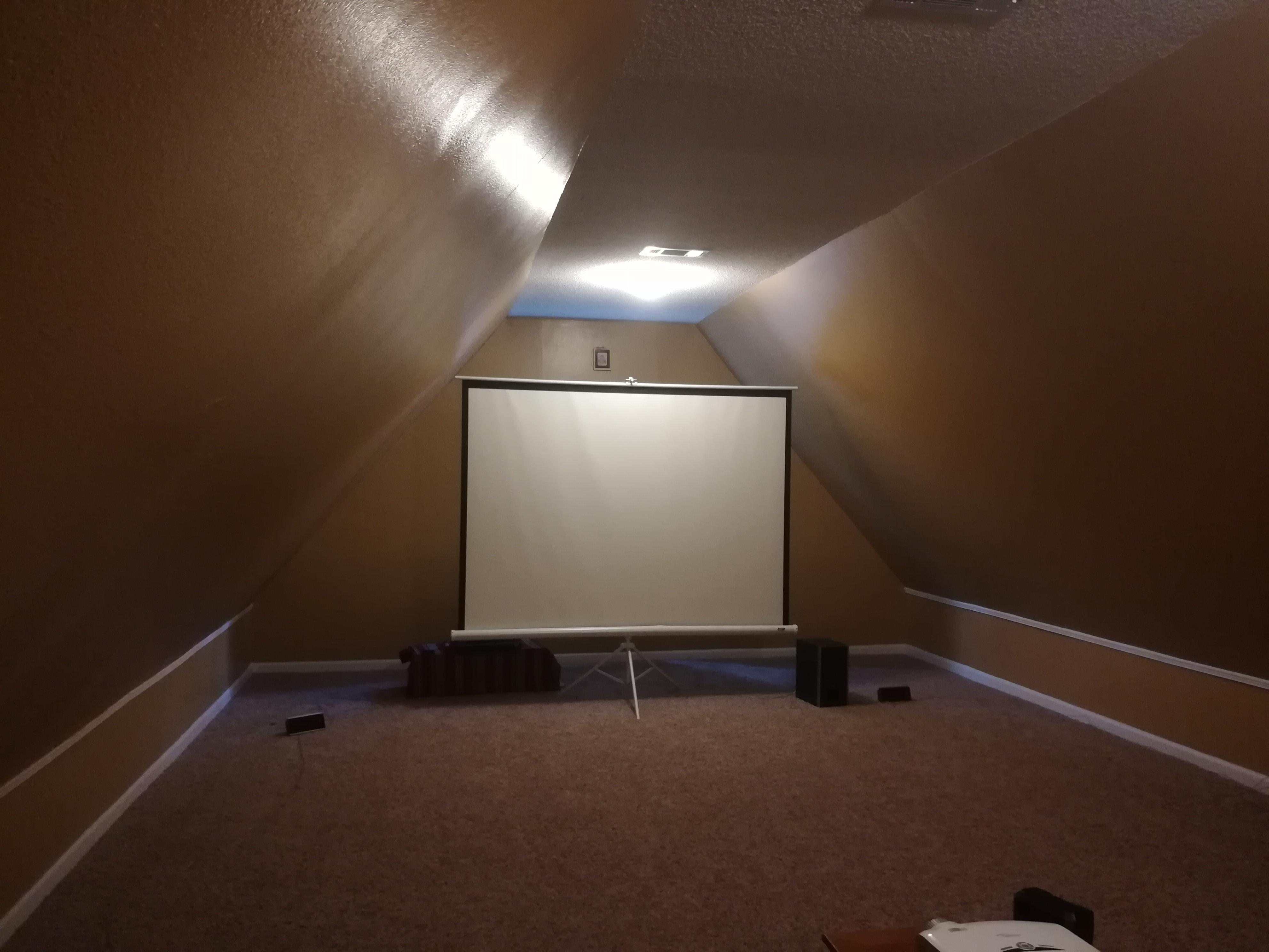 ideas for creating a home theatre setup