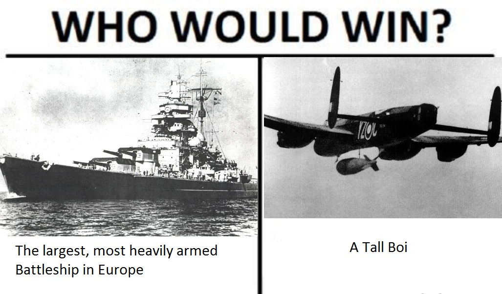 Bismarck I M Feared By The Royal Navy Lol Random Fairy Swordfish