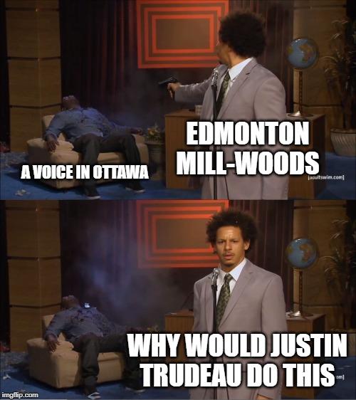Local Political Meme Edmonton