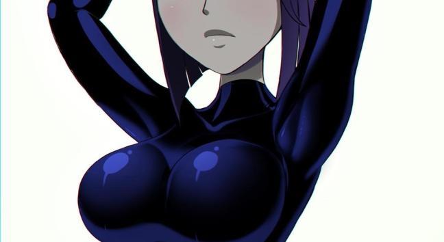 Raven Sexy Body (Shadbase)[Teen Titans]