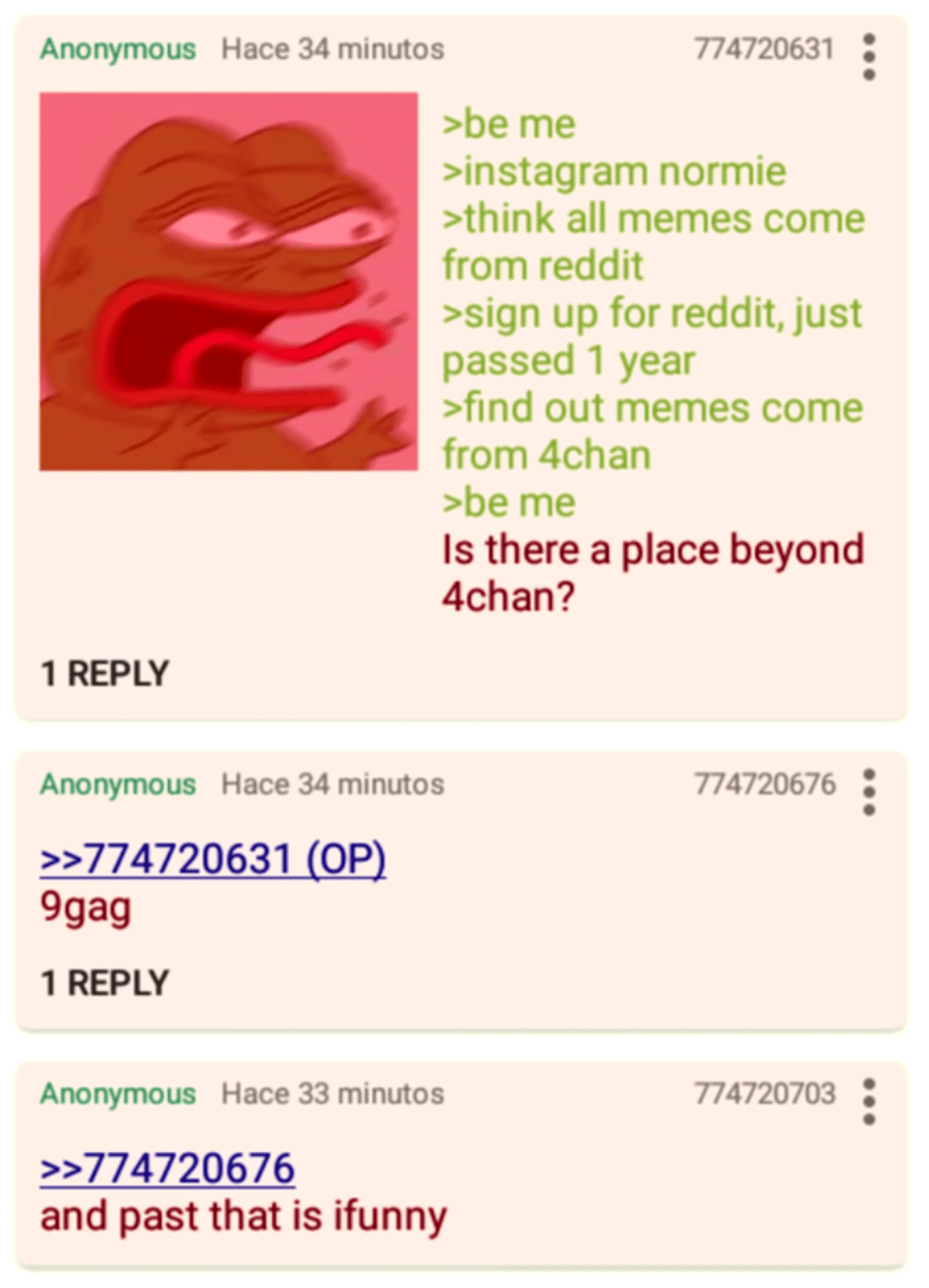 Memebase Greentext All Your Memes In Our Base Funny Memes
