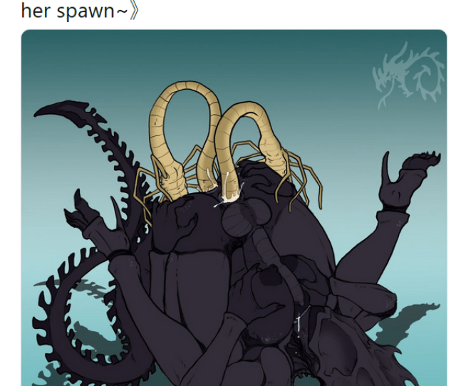 Furry Porn May Be Shit But Do You Know About Xenomorph Porn
