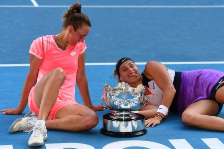 Wta Insider] End Of An Era? Australian Open Champs Elise Mertens And Aryna  Sabalenka Confirm That They Will Put Their Hugely Successful Partnership On  Partial Hold. Sabalenka Wants To Focus On Singles,