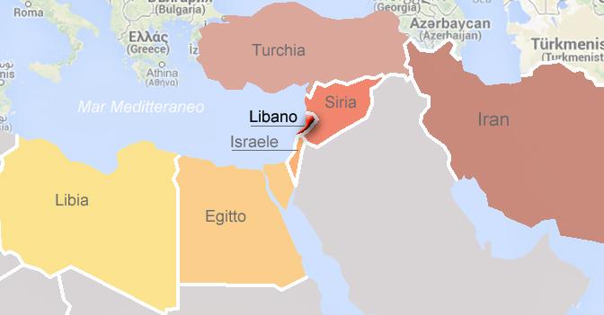 Risultati immagini per libano