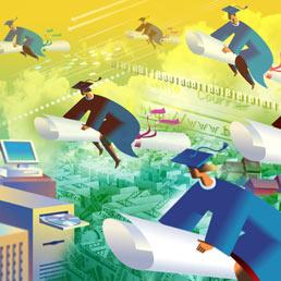 Agli italiani piace studiare all'estero: dalla Francia alla Svezia ecco dove la laurea costa (quasi) zero