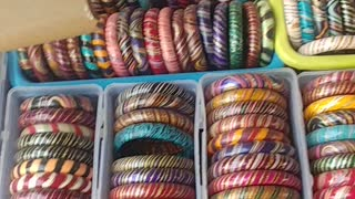 Making Bangles Indian Style Video