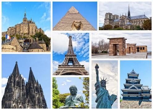 10 от най-впечатляващите ЮНЕСКО забележителности