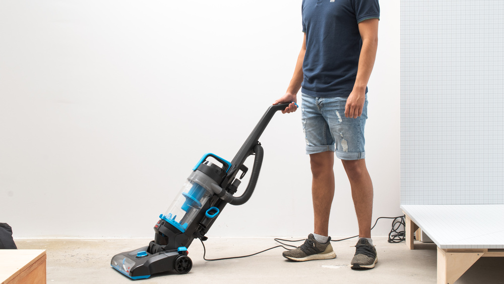 bissell powerforce helix review