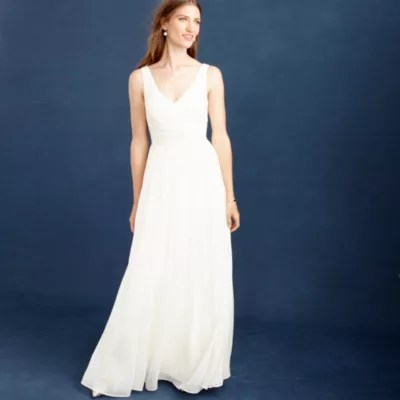 e63e00e054 J Crew Wedding Gown. 20 off. avery tradesy. simple wedding dresses ...