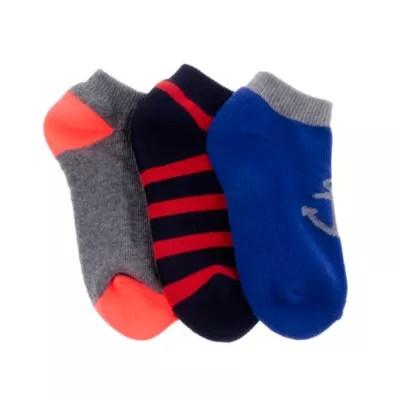 Boys Sport Socks Three Pack JCrew