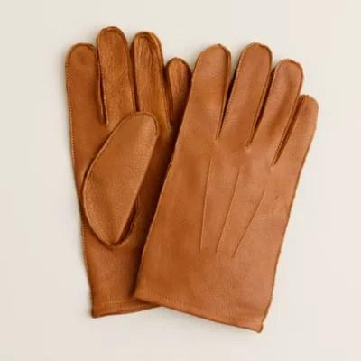 Deerskin Gloves JCrew
