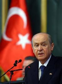 Devlet Bahçeli Abdullah Gül