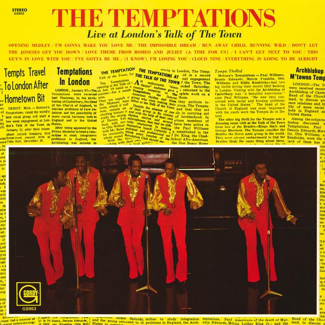 The Temptations Songtexte Lyrics Amp Bersetzungen
