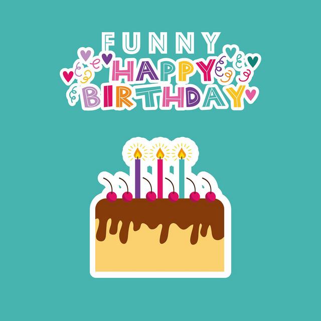 Funny Happy Birthday Single By Happy Birthday Happy Birthday To You Cumpleanos Feliz Spotify