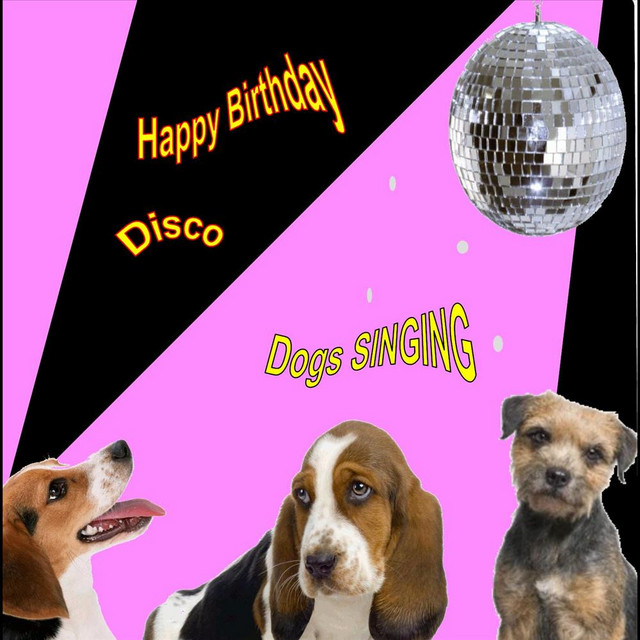 Happy Birthday Disco Singing Dogs Single By Dogs Singing Spotify