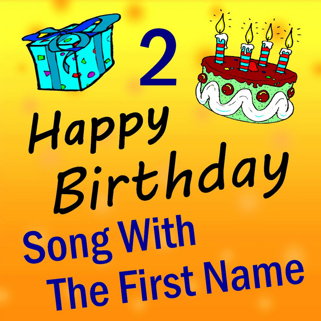 Song With The First Name Vol 2 Album By Happy Birthday Spotify