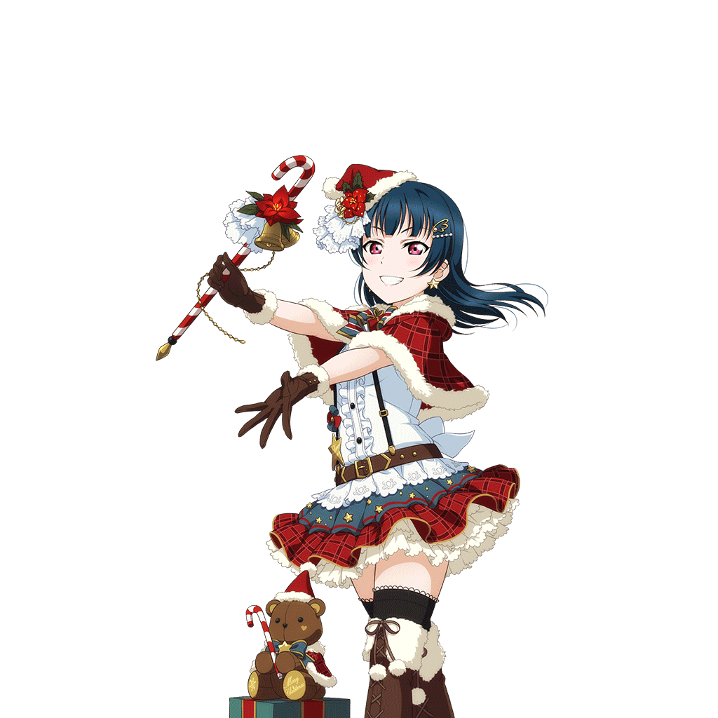 School Idol Tomodachi Cards Album 1077 Tsushima
