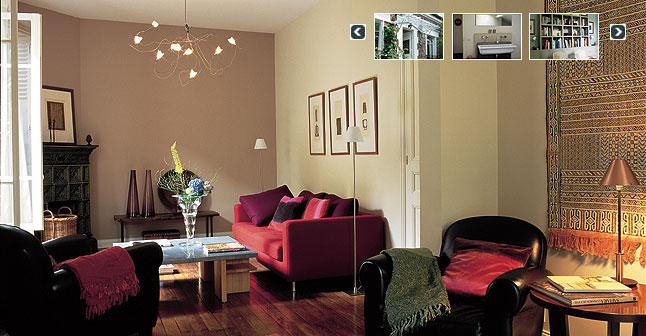 Beautiful Chambre Marron Glace Images - House Design ...