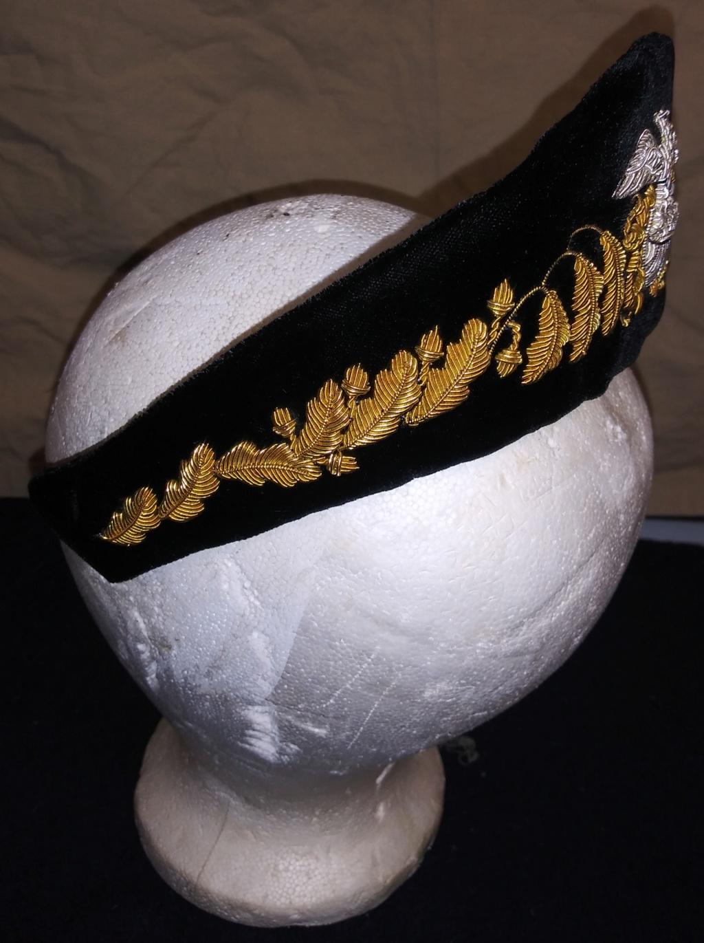 Rare Us Navy Full Dress Female Officer S Tiaras
