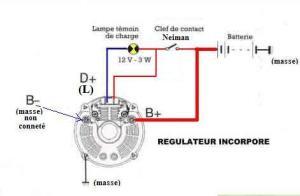 [ citroen c3 14i an 2004 ] Problème circuit charge