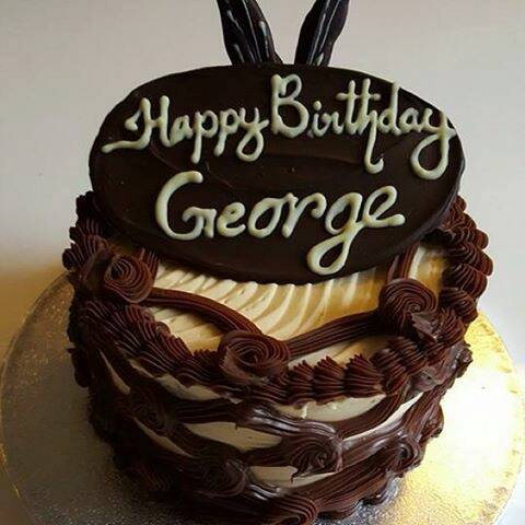 Happy Birthday George