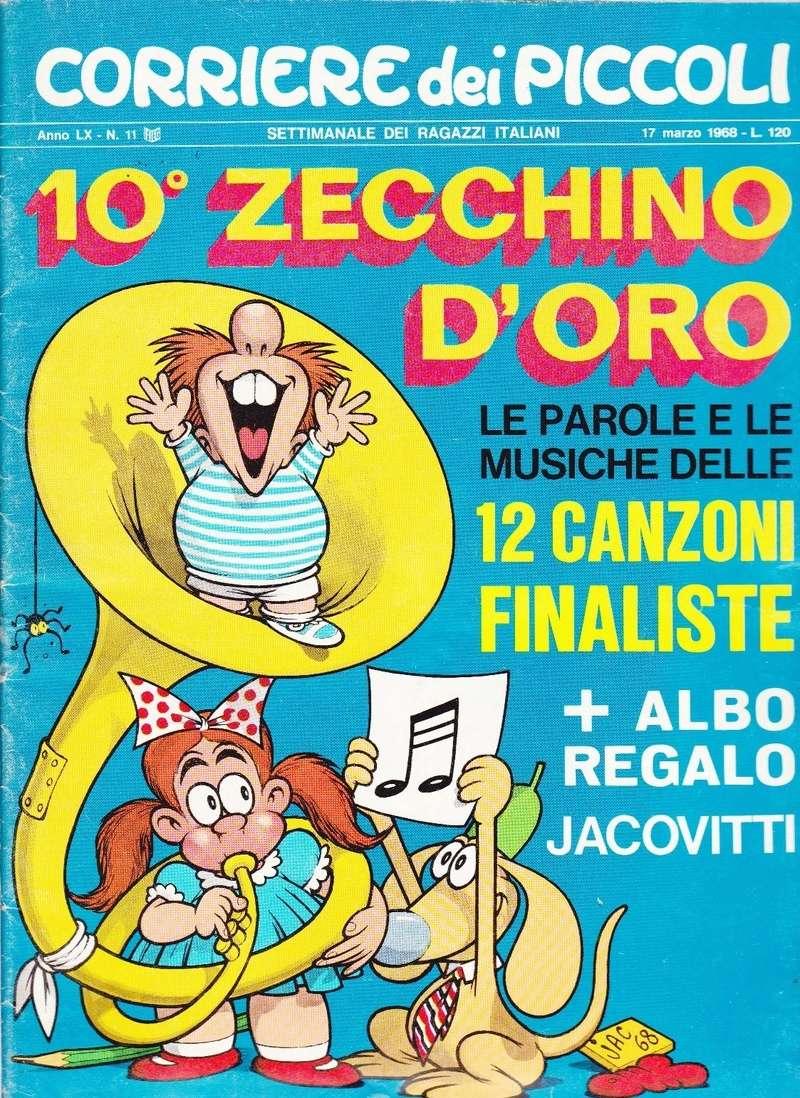 1968 Zecchino Doro 10a Edizione
