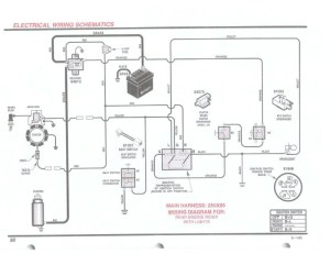 Briggs Engine Wiring Diagram
