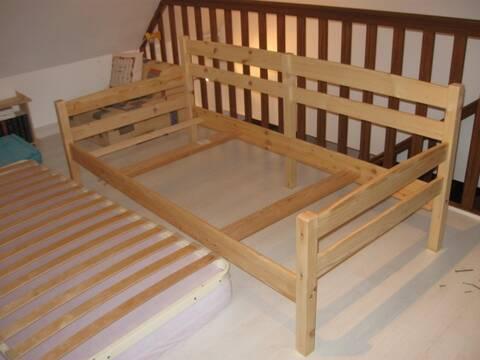 transformation d un lit en banquette