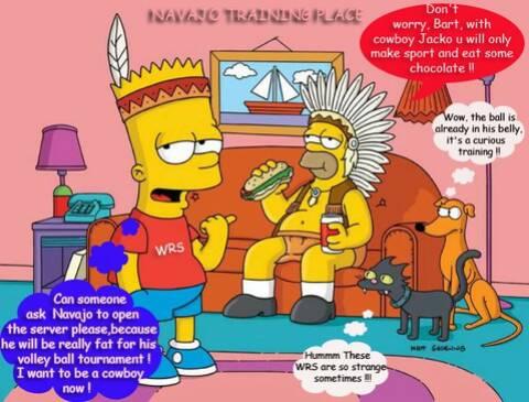 Happy Birthday Navajo