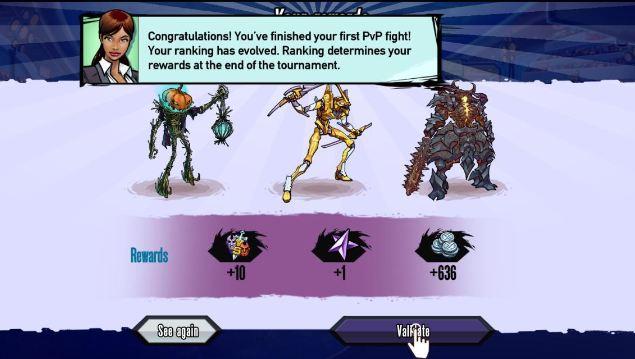 Mutants: Genetic Gladiators